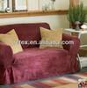 Plush Sofa Cover