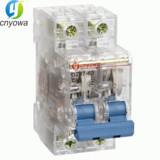 Miniature Circuit Breaker Transparent Shell MCB