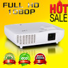 HDMI 3LCD+3LED Projector Video Audio in out (X2000VX)