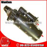 Disel engine part N855 K series Motor cummins starting motor 3021038