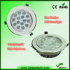 Energy Saving LED Ceiling Downlight, 3W/5W/7W/9W/12W/18W LED Ceiling Downlight