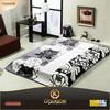 Spainish Style polyester Raschel Blanket OTSU KEORI