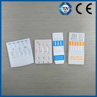 Drug Urine Test/ Drugs test abuse/ Panel Deug test Diipcards/Urine Cup/ CE ISO13485