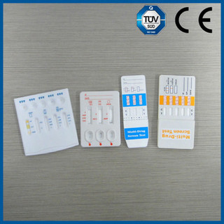 Drug of abuse test combo,multi test