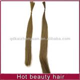 Grade AAAAA 100% european remy virgin human hair weft
