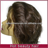 """8"""" glueless body wave full lace wig"""