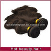 hot sell unprocess 24 inch virgin remy brazilian hair weft
