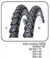 Bicycle Tyre, Learner-Bike Tyre, Mini-Bike Tyre (HD-T16)