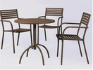 Outdoor Metal Bistro Set