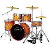 painting drum set  JW225-TB musical instrument