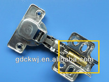 Hot ! Stainless steel Hydraulic kitchen cabinet hinges,buffering hinge