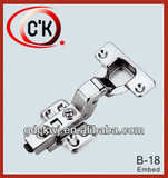 Iron up Adjustable Clip on hydraulic soft closing cabinet hinge,buffering hinge