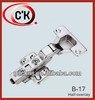 Adjustable Clip on hydraulic soft closing cabinet hinge,buffering hinge