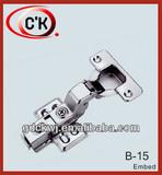 Adjustable Clip on dampening hydraulic buffering hinge,Cabinet hinge