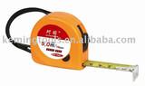Two locks measuring tape