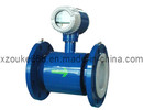 Electromagnetic Flowmeter, Electric Meter, Conductivity Flow Meter, Electromagnetic Flowmeter Remote Type