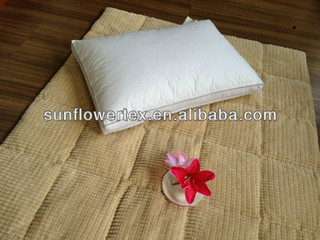 5 Star Quality 100% Peached Microfibre cover Gus-setted Pillow