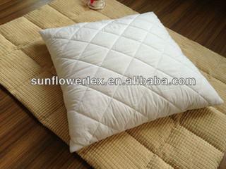 Hotel Quality Deep Quilted Medium Back Support Pillow