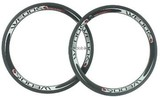 Carbon BMX Bike Rims, 20 inch Rims With Solid Rim Brake