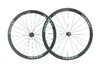 Classical Carbon 700C wheels, Carbon Road 38mm Tubular Wheels