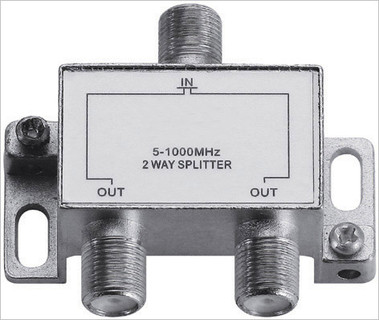 CATV Indoor 2 Way Splitter