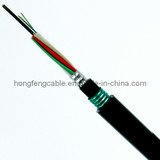 GYTA53 Double Armored Underground Direct Buried Fiber Optic Cable