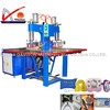 12 kw Double-head pedal high frequency welding machine