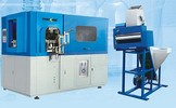 PP Full Automatic Blow Molding Machine (2cavities) (YK1500-2-PP)