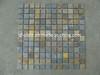 Natural Rusty Walling Slate, Slate Mosaic, Mosaic Tile