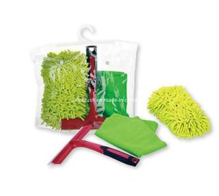 4PCS Car Washing Kit, Car Cleaning Kit, Portable Car Wash Kit (AD-0812)
