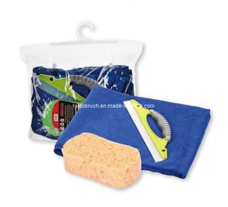 3PCS Car Washing Kit, Car Cleaning Kit, Portable Car Wash Kit (AD-0813)