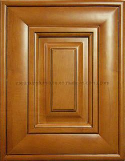Solid Wood Kitchen Cabinet Door (Bwc-07)