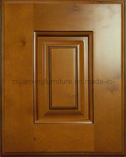 Solid Wood Kitchen Cabinet Door (Bwc-06)