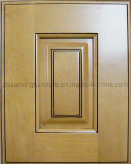 Solid Wood Kitchen Cabinet Door (Bwc-05)