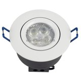 LXDT-4X1HW Dimmable 5W Bridgelux Chip LED Downlights LED