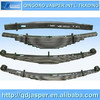 Trailer automotive suspension leaf spring