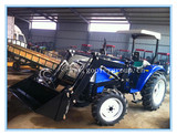 EPA4 40/50/55HP 4WD Farm Tractor with Canopy