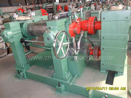 """Compact Size Rubber Mixing Machine 22"""""""