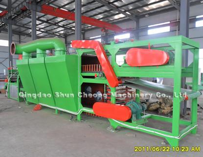 Batch off Cooler, Rubber Batch off Units, Rubber Sheet Batch off Cooler (XPG-600)