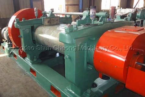 Rubber Mixing Mill with CE Certification (XK-450)