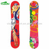 custom own design snowboard manufacturer