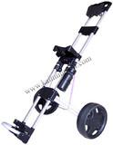 Dual-Tube Aluminium Golf Pull Carts foldable