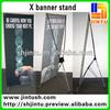 Enhanced Steel korea Flex X Tension Banner Stand made from shanghai