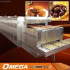 CE Approve Bakery Equipment for Loaf Bread Baking Tunnel Oven