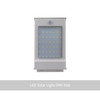 JMKMGL 49 LED Solar Motion Sensor Wall Light