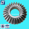 Straight Bevel Gears Hobbing Processing