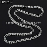 stainless steel necklace from necklace and jewellery manufacturer CHN023S