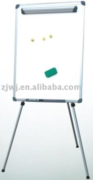YDB-010 Flip chart Easel board whiteboard with tripod easel 60X90&70X100CM
