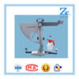 B017 Pavement skid resistance coefficient of friction tester