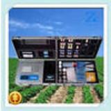Soil nutrient tester with NPK , PH, salinity/npk tester for soil